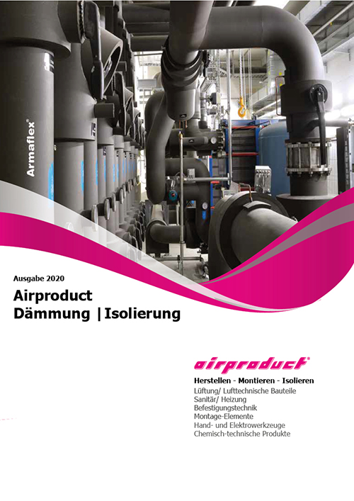 Airproduct Dämmung I Isolierung